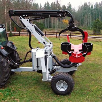 HYPRO 755HB с колесар и кран